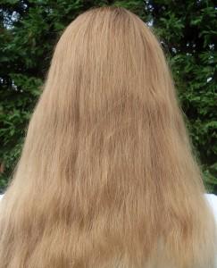 Hajnövesztő hajpakolás