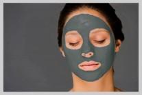 Aktív szenes radírozó arcpakolás problémás bőrre