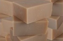 Mézes-propoliszos szappan kecsketejjel