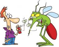 Kullancs és szúnyog riasztó spray egyszerűen