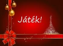 Adventi nyereményjáték Decemberben!