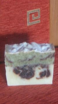 Kevesebb sheavajjal készülő, de nagyon jó szappan