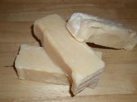 Egyszerű szappan mangalicazsírból