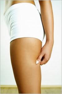Testpakolás cellulite (narancsbőr) ellen