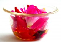 Hidratáló arctonik rózsavízzel és körömvirággal