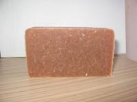 Csipkebogyós-kukoricás bőrradírozó hatású szappan