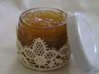 Narancsos-mézes ajakradír