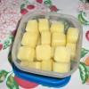 Citromos/narancsos krém-balzsam zsíros/normál-száraz hajra
