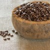 Kávés-kókuszos arcradír