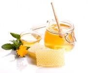 Természetes mézes arcmaszk