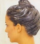 Haj- és fejbőrmaszk korpás-szeborreás fejbőrre