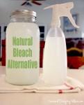 Házi készítésű fehérítő alternatíva
