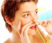 Antibakteriális orrspray