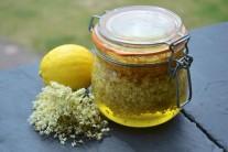 Bodzás-citromos dezodor